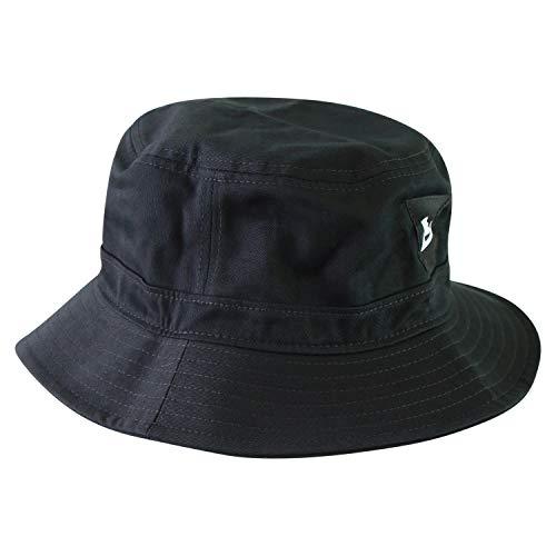 NIKE CK5324 U NSW Bucket Futura Core Hat Unisex-Adult Black M/L