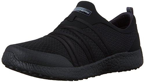Skechers Sport Burst Zapatillas para mujer en negro, mujer, negro