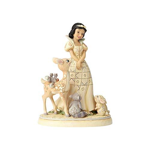 Disney Traditions, Figura de Blancanieves con animales del bosque, Enesco