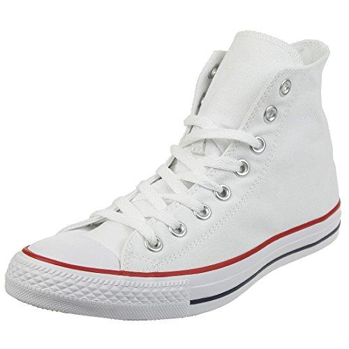 Converse Schuhe Chuck Taylor All Star HI Optical White (M7650C) 37 Weiss