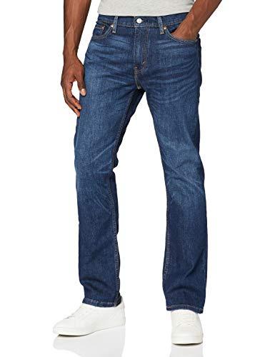 Levi's 513 Slim Straight, Pantalones Hombre, Tree Topper Adv, 32W / 32L