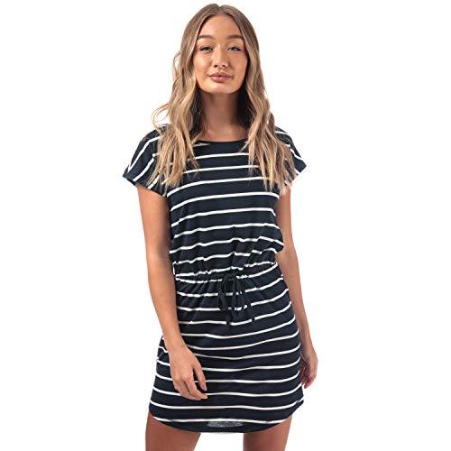 Only Onlmay S/s Dress Noos Vestido, Multicolor (Night Sky Stripes: Primo Stripe Cl. Dancer), 44 (Talla del Fabricante: X-Large) para Mujer