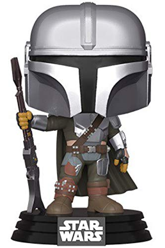 Funko POP! Star Wars 345 - Figura pop Star Wars Mandalorian