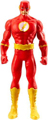 Mattel La Liga de la Justicia Figura Flash