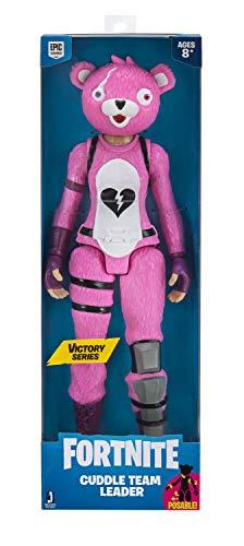 Toy Partner- Fortnite Figura Cuddle Team Leader 30 CM, Multicolor (FNT0081)