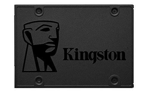Kingston A400 SSD Disco duro sólido interno 2.5' SATA Rev 3.0, 240GB - SA400S37/240G