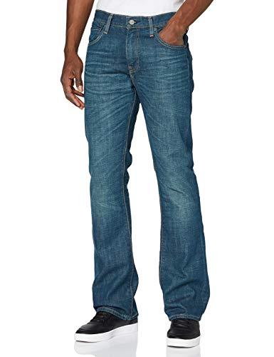 Levi's 527 Slim Boot Cut Vaqueros, Explorer, 33W / 32L para Hombre