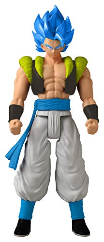 Bandai – Dragon Ball Super – Figura Gigante Limit Breaker – Super Saiyan Blue Gogeta – 36745