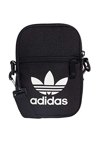 adidas Fest Bag Tref Mochilla de Deporte, Unisex Adulto, Black, NS