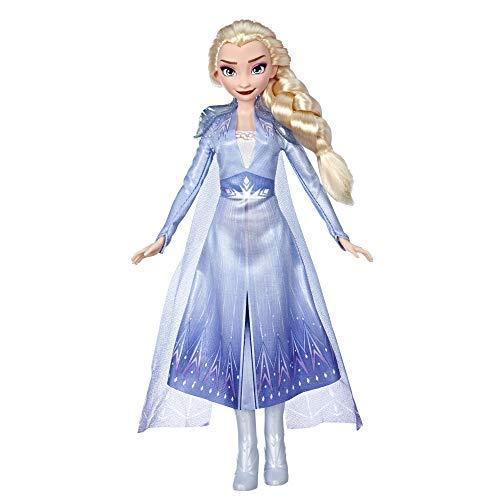 Frozen 2 -Muñeca Elsa(HasbroE6709ES0) , color/modelo surtido