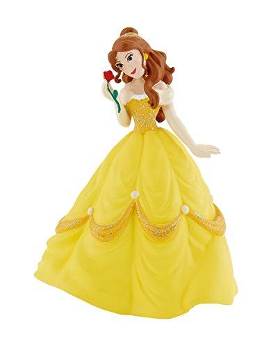 Disney Princesas Princess Figura Bella 10, Color Mixto (Bullyland 12401)