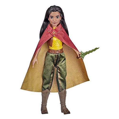Disney Princess Raya, Muñeca Raya, Hasbro E95685X0