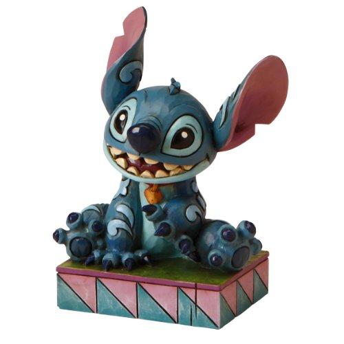 Disney Traditions, Figura de Stitch de 'Lilo y Stitch', para coleccionar, Enesco