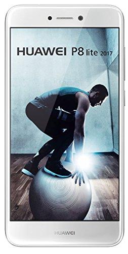 Huawei P8 Lite - Smartphone libre de 5.2', Versión 2017, color blanco