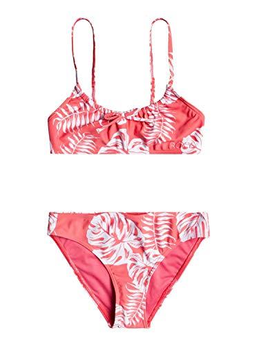 Roxy - Conjunto de Bikini Bralette para Niña