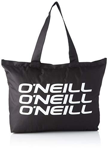 O'NEILL BW Logo Shopper Bolso, Mujer, Negro (Black out), Talla Única