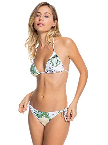 Roxy - Conjunto de Bikini Tiki Tri para Mujer