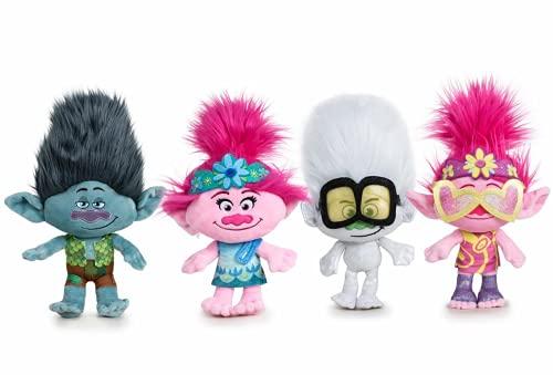 Hasbro Peluche Poppy Pop Star de Trolls 2