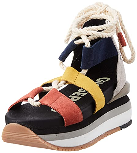 Gioseppo THIKA, Zapatillas Mujer, Multicolor, 38 EU