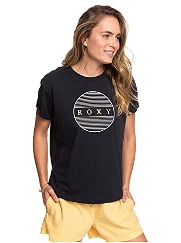 Roxy Epic Afternoon - Camiseta Para Mujer Camiseta, Mujer, anthracite, XS