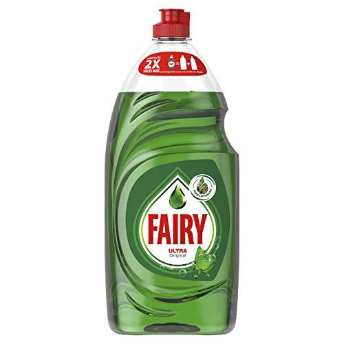 Fairy Ultra Lavavajillas a Mano, 820 ml, Óptimo Poder Antigrasa