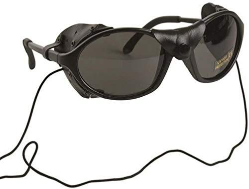STURM Gafas de sol - Gafas de glaciar [negro]