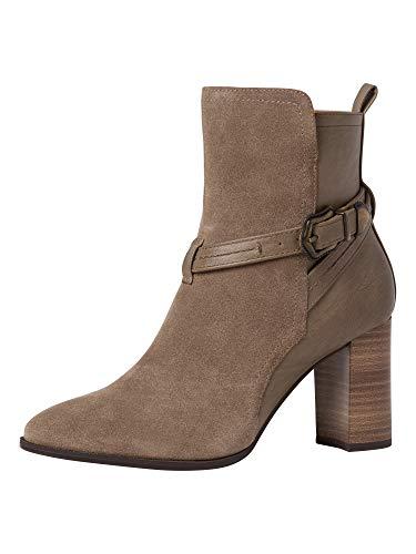 Tamaris 1-1-25358-25, Botas Cortas al Tobillo Mujer, marrón, 37 EU