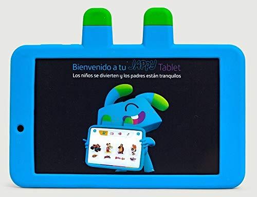 Tablet Android 8' Movistar. Jappy Kids Instalado. Control Parental