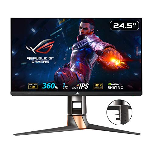 ASUS PG259QNR 62,2 cm (24.5') 1920 x 1080 Pixeles Full HD LED Negro