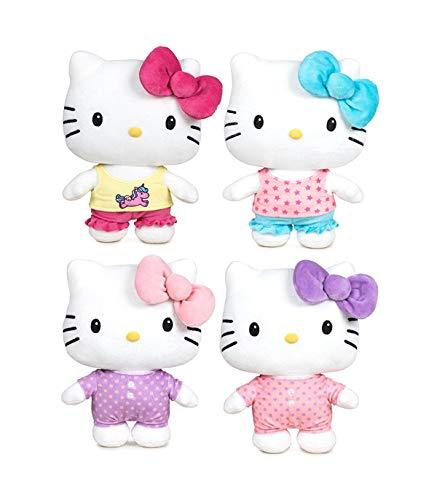 Sanrio Peluche Hello Kitty Pijama Party 27cm Surtido