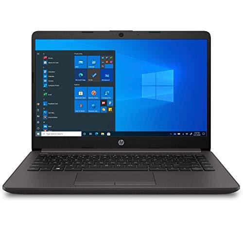 "HP 240 G8 - Ordenador portátil de 14"" HD (Intel Celeron N4020, 8GB RAM, 128GB SSD, Windows 10 Home) Negro - Teclado QWERTY Español"