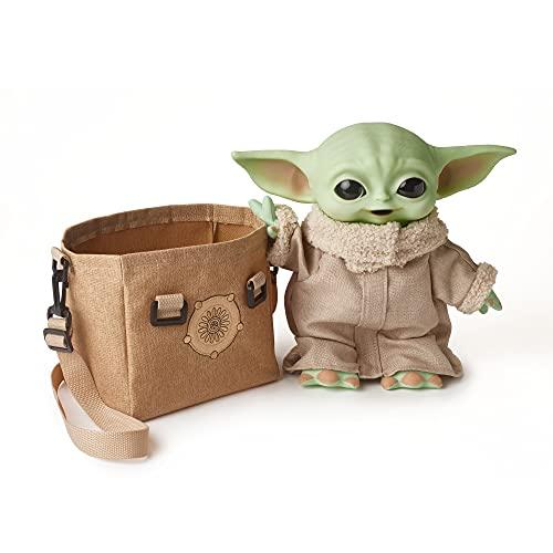 Star Wars - 11 Pulgadas Child Season 2 Feature Plush HBX33