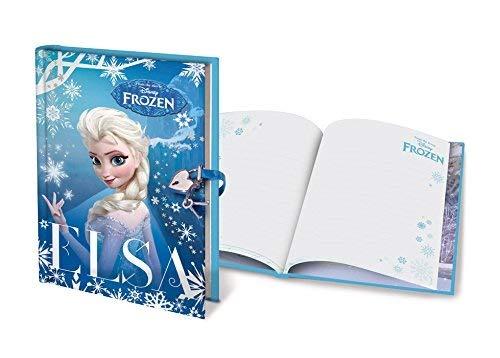Frozen FRN03111 - Diario Secreto con Juego de Bloqueo