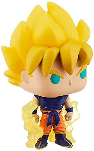 Funko-Pop Animation Dragon Ball Z S8-Super Saiyan Goku (First Appearance) Dragonball SS Figura Coleccionable, multicolor (48600)