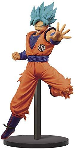 Banpresto - Dragon Ball Super - Figura Chosenshiretsuden Super Saiyan God Super Saiyan Son Goku (BP16632)