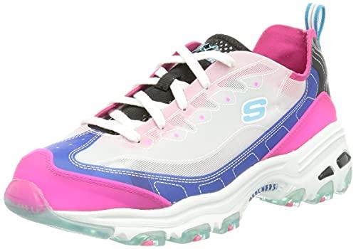 Skechers D'LITES Fresh Air, Zapatillas Mujer, Blhp, 40 EU