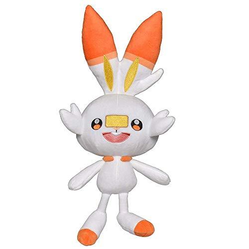 Pokemon Selección Figuras de Peluche 20 cm Figuras de Felpa   Animal, Felpa:Scorbunny