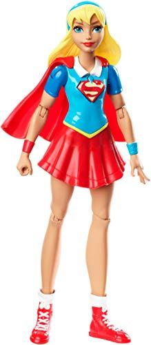 DC Super Hero Girls Muñeca SúperGirl (Mattel DMM34)
