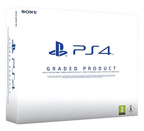 PlayStation 4 (PS4) 500 GB Consola - (Reacondicionado Certificado) - Chasis A