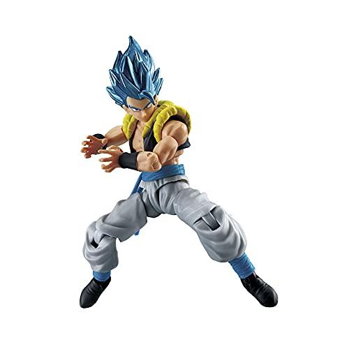 Dragon Ball Evolve Figura de Accion Super Saiyan Blue Gogeta Multicolor 36277