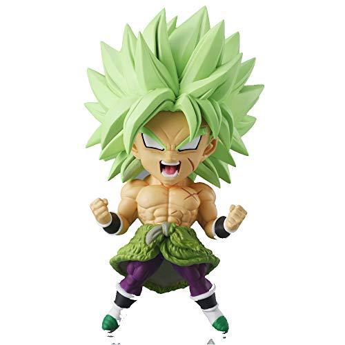 Dragon Ball Super- Figura Coleccionable Chibi Masters - Super Saiyan Broly
