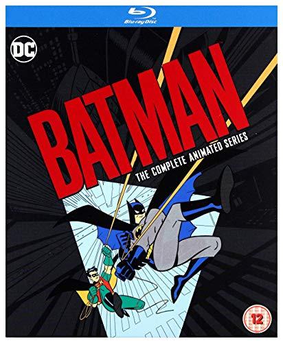 Batman: The Animatied Series [Edizione: Regno Unito] [Blu-ray]