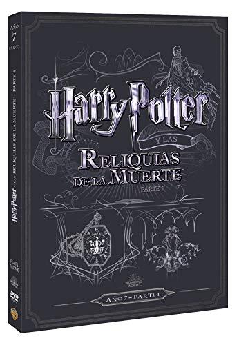 Harry Potter y las Reliquias de la Muerte - Parte 1 [DVD]