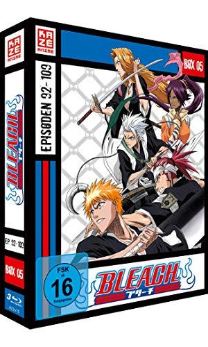Bleach TV Serie - Box 5 - [Blu-ray] [Alemania]