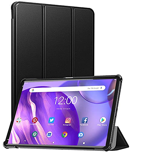 Tablet 10 Pulgadas, SUMTAB Android 10.0 Tableta, 8 núcleos, 4GB RAM + 64GB ROM, Pantalla G + G, GPS, Bluetooth, Soporte Netflix, Tiktok,Google Play