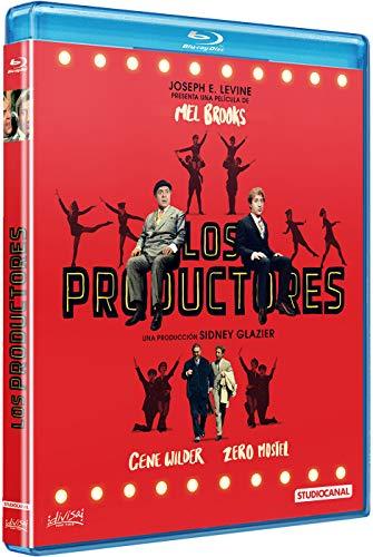 Los productores [Blu-ray]