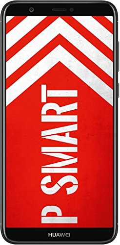 Huawei P Smart SIM Doble 4G 32GB Negro - Smartphone (14,3 cm (5.65'), 32 GB, 13 MP, Android, 8.0, Negro)