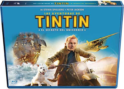 Las Aventuras De Tintín: El Secreto Del Unicornio - Edición Horizontal [Blu-ray]