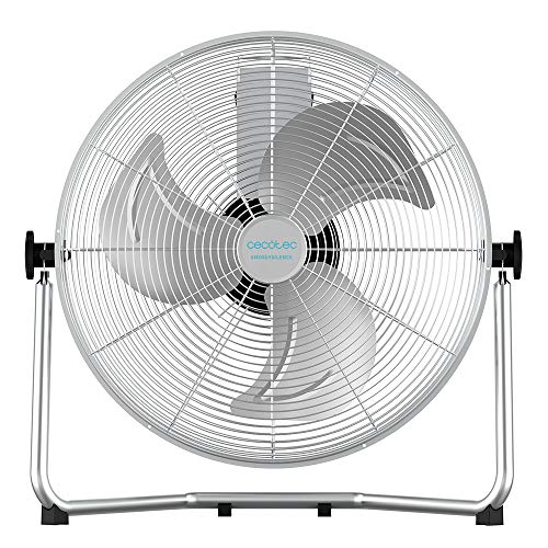 Cecotec Ventilador Industrial EnergySilence 4100 Pro, Metálico, 100 W