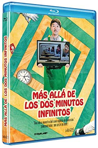 MÁs allÁ de los dos minutos infinitos - BD [Blu-ray]